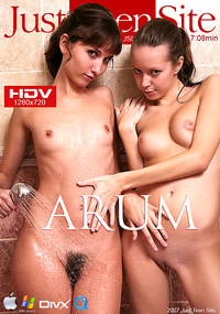 Arum - No matter how clean they get in the shower, these two naked girls make sure they stay a little bit dirty.