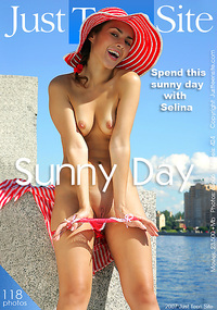 Sunny_Day - It's a sunny day and Selina feels like showing you all the private parts she hasn't tanned yet.