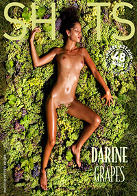 Darine Grapes - Darine is waiting for you fully naked