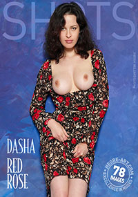 Naughty but Nice - Dasha proves that she is only a nice girl on the outside as she strips down to nothing